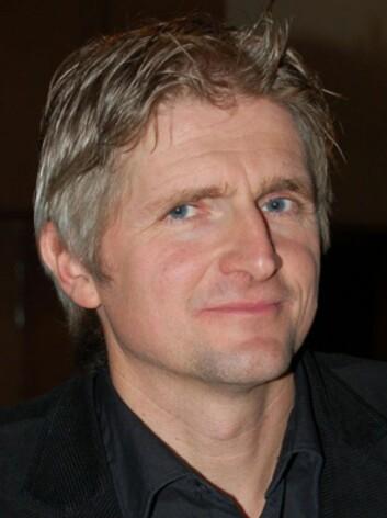 Geir Selbæk (Foto: Nasjonal kompetansetjeneste for aldring og helse)