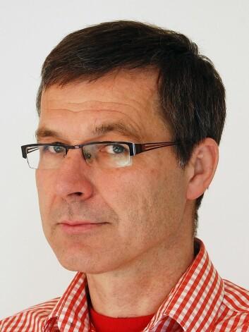 Carl Erik Moe (Foto: UiA)