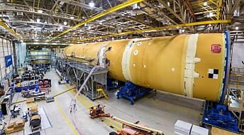 NASA og Lockheed med milliardavtale for ny månelanding