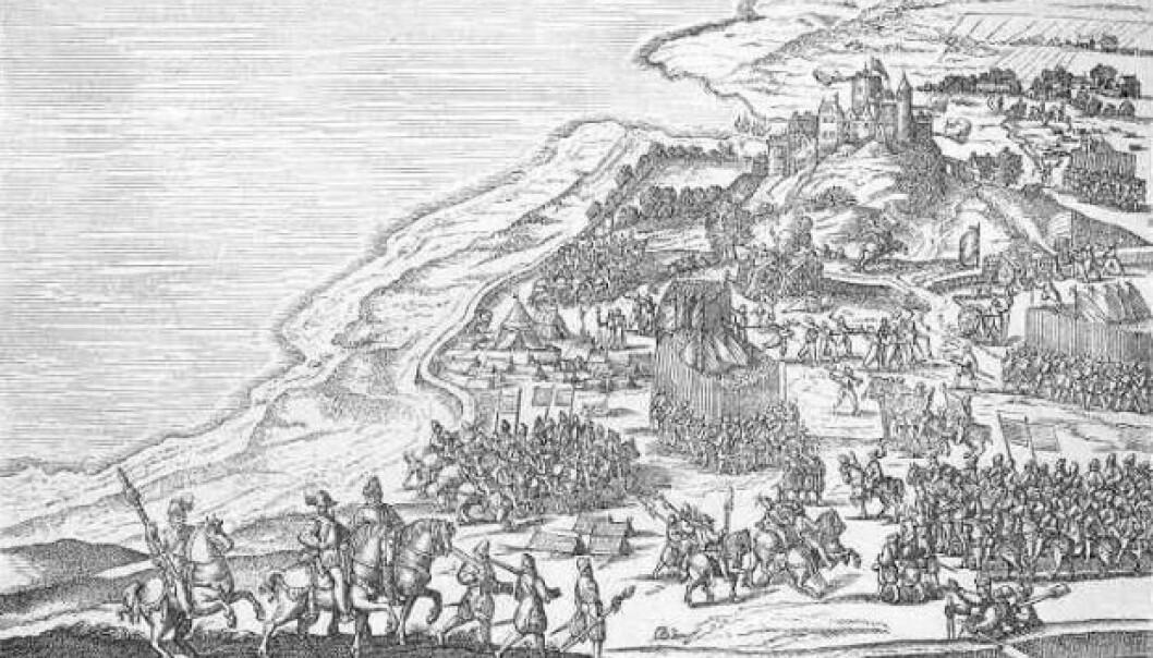 Svenskene sto bak glemt massakre på dansker