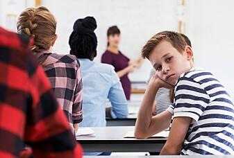 Får gutter urettferdige karakterer?