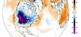 Global oppvarming, amerikansk nedkjøling