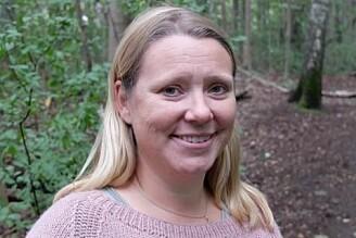 Forsker Inger Skrede fra UiOs Institutt for biovitenskap. (Foto: Eivind Torgersen / UiO)
