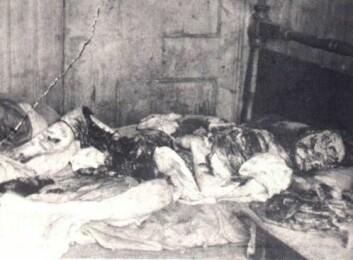 Bilde fra 1888 av Mary Kelly, som skal være et av ofrene for Jack the Ripper. (Foto: (Bilde: Offentlig eiendom))