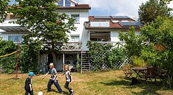 Den typiske solfangeren er idealist med teknisk kompetanse