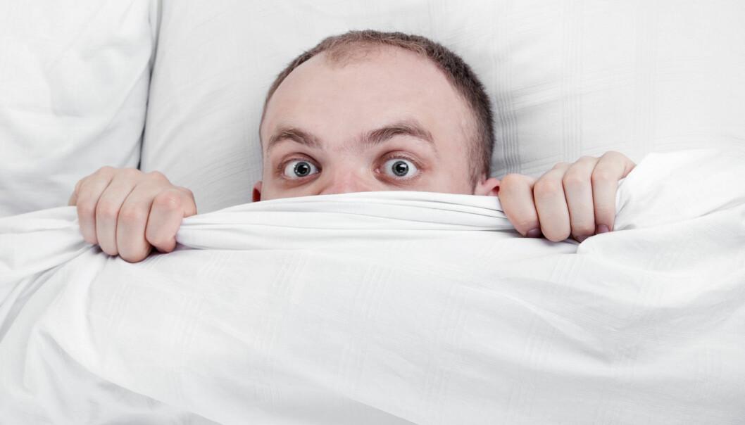 Selv om soverykningene kan være plagsomme for noen, anses de som ufarlige. (Foto: Microstock)
