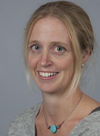 Anneleen Kool er førstelektor ved Naturhistorisk museum. (Foto: UiO)