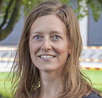 Karoline Kjesrud er førsteamanuensis ved Kulturhistorisk museum. (Foto: Daria Segal / UiO)