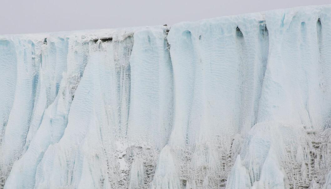 Ny klimarapport: Så mye vil havet stige hvis vi ikke holder oss til Parisavtalen