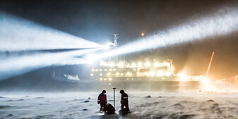 Nå starter verdens største polare forskningstokt