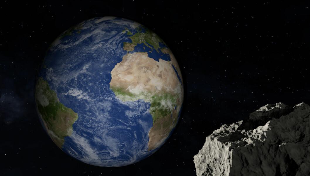 Bare en stein, eller oppholdssted for utenomjordiske speidere? (Foto: Sergey Fedoskin / Shutterstock / NTB scanpix)