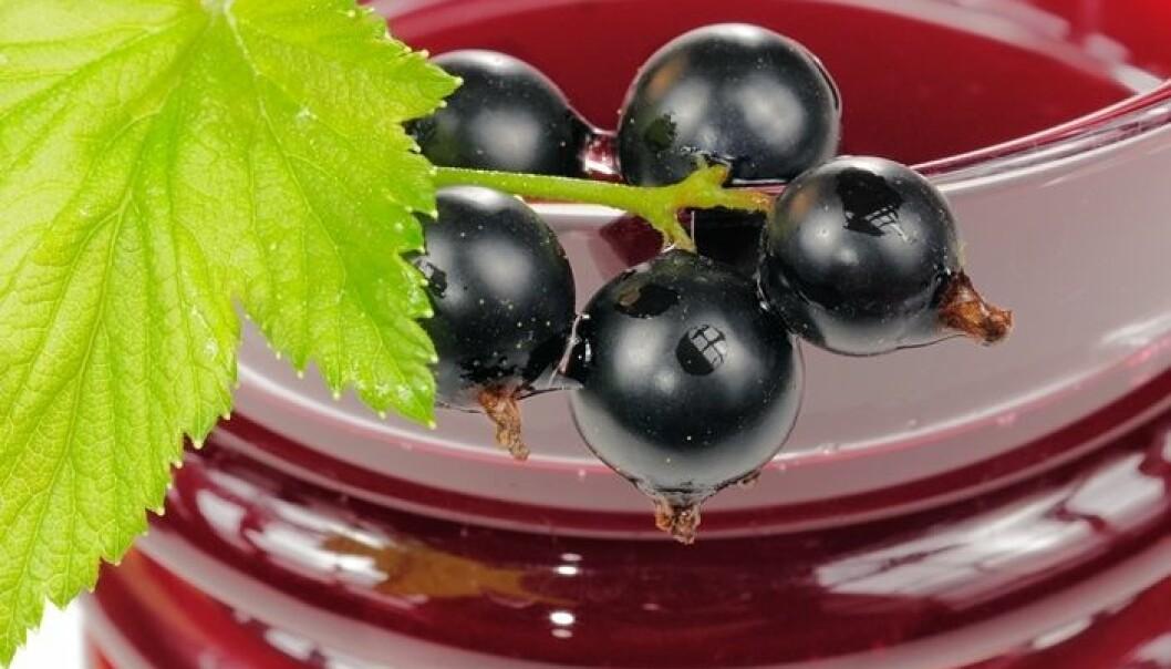 En stor del av antioksidantene finnes i skallet og frøene til bæret. (Illustrasjonsfoto: Colourbox)
