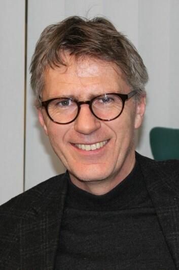 Lars Lien. (Foto: Høgskolen i Hedmark)