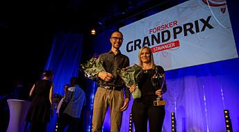 Skoleforskere fra Stavanger til Forsker Grand Prix