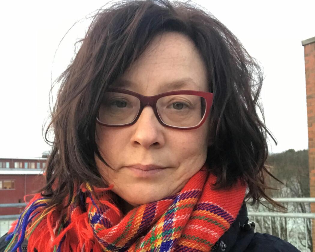 Rådgiver Maja Lisa Kappfjell ved språkteknologisenteret Divvun er en av arrangørene av språkkonferansen. (Foto: privat)