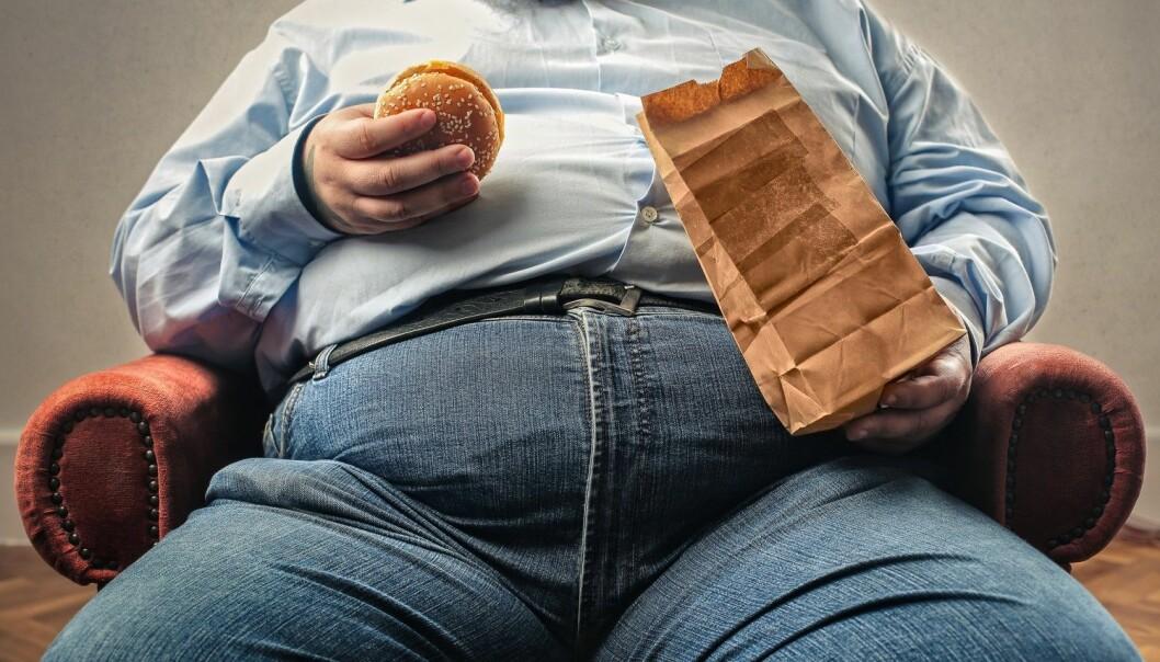 De som har dårligere kosthold, røyker eller er fysisk inaktive, er generelt mest imot at myndighetene driver med forebyggende helsearbeid. (Illustrasjon: Ollyy / Shutterstock / NTB scanpix)