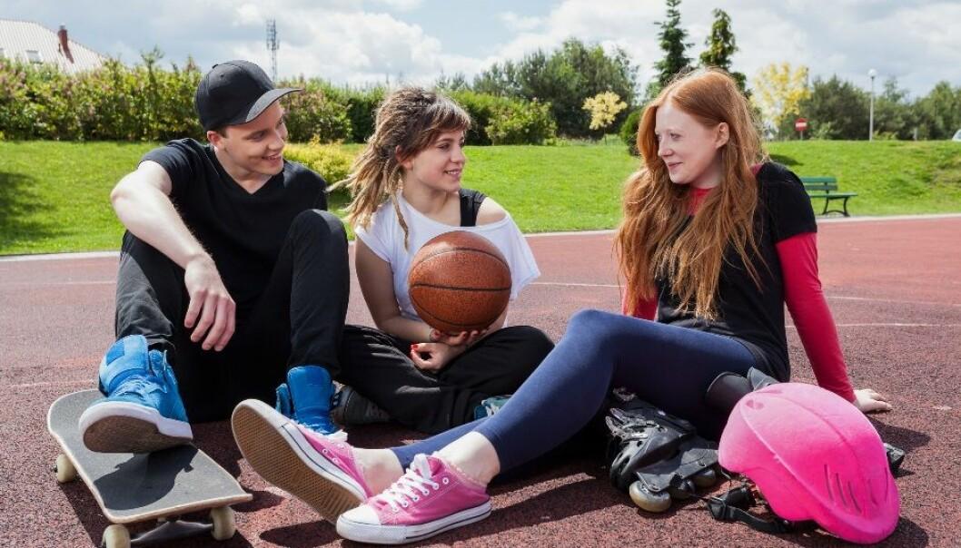 Ungdom takler skilsmisse helt greit