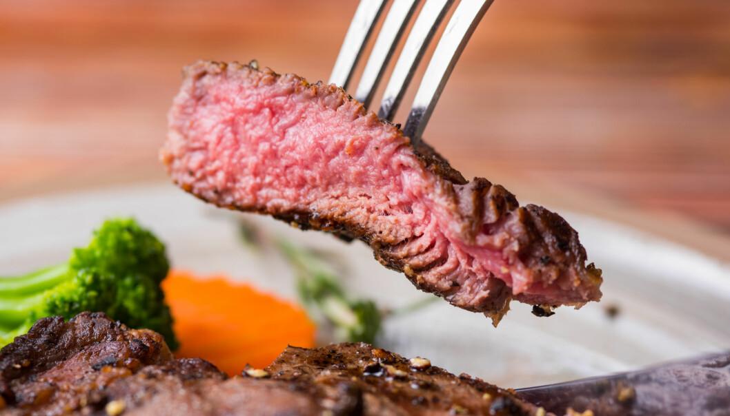 Du trenger ikke å kutte ut rødt kjøtt for helsas skyld, ifølge ekspertgruppe