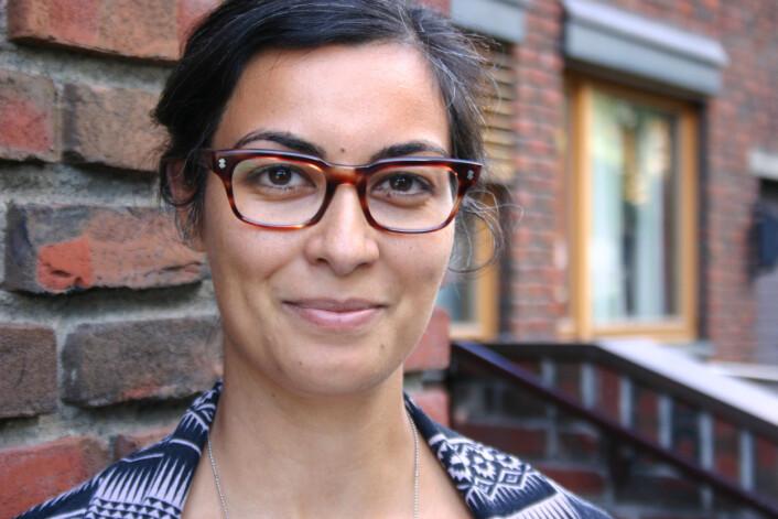 Marjan Nadims forskning viser at det å vokse opp i Norge påvirker hvordan barn av innvandrere ser på familieliv og barneomsorg.  (Foto: Ida Irene Bergstrøm, Kilden)