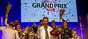 Daniel Vethe fra NTNU vant Forsker Grand Prix 2019 med lys og søvn