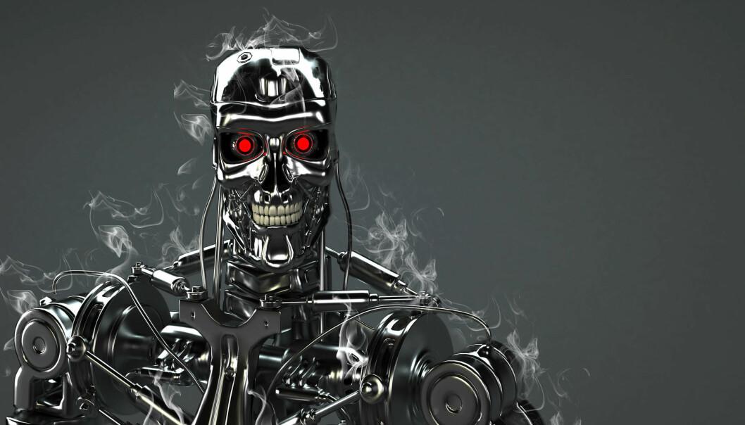 – Krigsroboter er en fantastisk idé