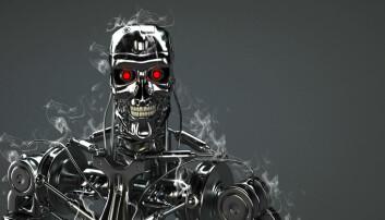 I krig blir soldater drept, såret og traumatisert. Men roboter må ikke leve med krigens sår.  (Illustrasjonsfoto: Microstock)