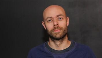 Ole Jakob Løland er postdoktor ved Det teologiske fakultet på UiO (Foto: Mathias H. Eidberg / TF-UiO)