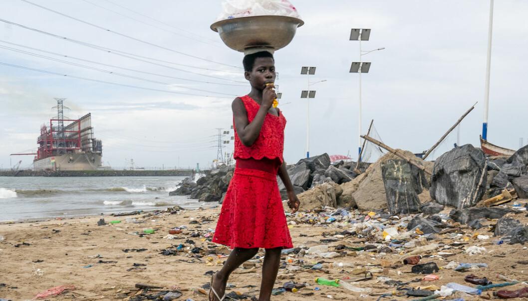 Mye av plastsøppelet i havet kommer trolig fra skip