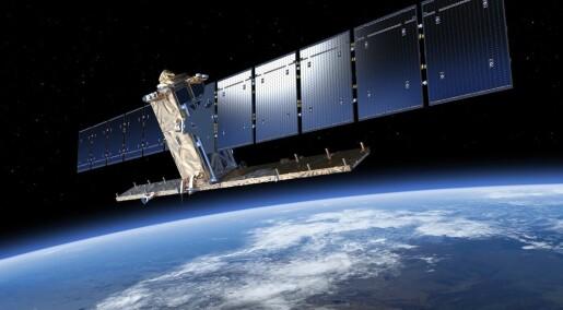 Ser jordskjelv fra ny satellitt