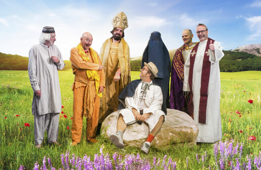 NRK sin religiøse diskriminering av buddhismen:Et kritisk blikk på Tro og Are