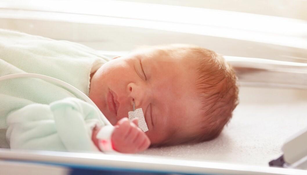 At enkelte barn ikke vil spise, kan føre til underernæring og veksthemming. Det kan gjøre det nødvendig med sykehusinnleggelse og mating med sonde. (Illustrasjon: Sergey Novikov / Shutterstock / NTB scanpix)