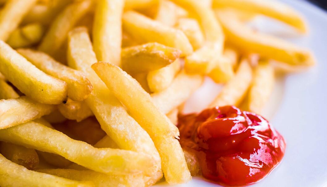 Selv om du syns fet mat er sykt godt, kan hjernen trenes til å like det mindre, ifølge studien.  (Foto: Microstock)