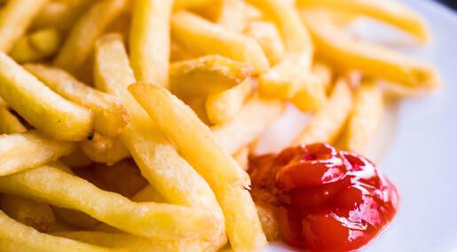 Hjernen kan trenes til å like sunn mat