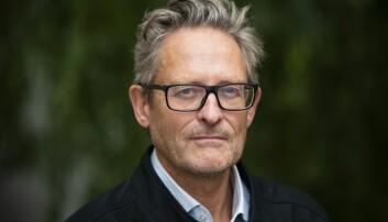 Førsteamanuensis og leder av bevegelseslaboratoriet ved OsloMet, Terje Gjøvaag. (Foto: Sonja Balci)