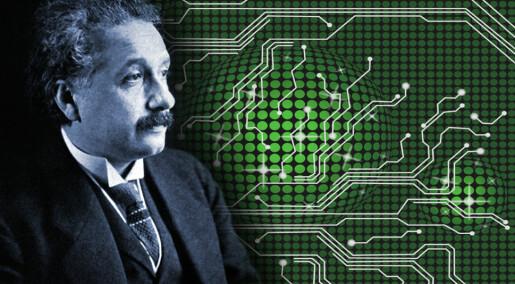 Under radaren: Monolittisk Einstein