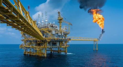 Hvilket språk bruker oljeselskapene i egne klimarapporter?