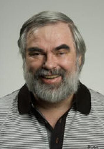Ronny Klæboe, forskningsleder ved avdeling for sikkerhet og miljø på Transportøkonomisk institutt.  (Foto: (TØI))