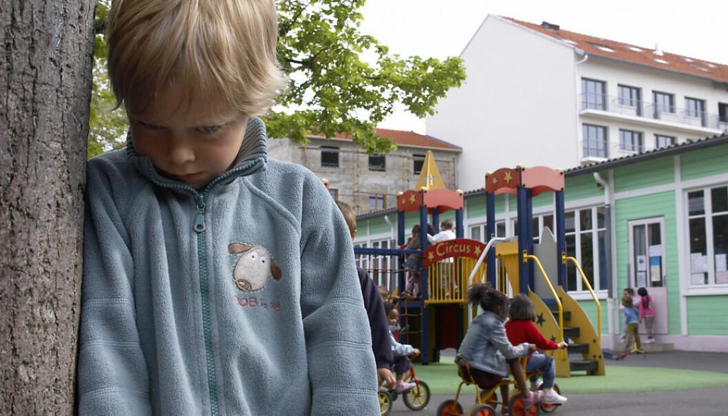 Barn som ble utsatt for traumatiske overgrep som barn, hadde en økt risiko for å utvikle fedme som voksne, sammenlignet med andre. Dette gjaldt både emosjonelle, fysiske og seksuelle overgrep, viser stor, svensk studie.   (Illustrasjonsfoto: www.colourbox.no)
