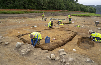 Viking Age mortuary house found in central Norway