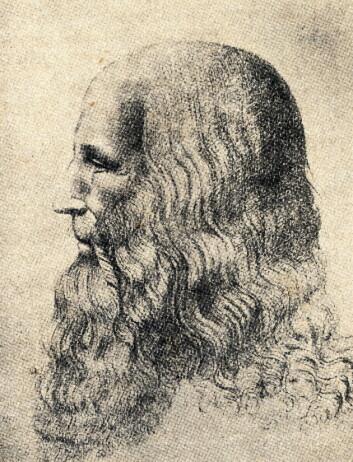 Leonardo Da Vinci, selve urgeniet. (Foto: (Illustrasjon: Microstock))