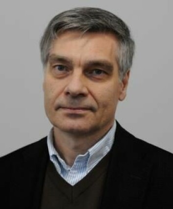 Professor William Brochs-Haukedal. (Foto: NHH)