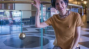 Podcast: Hun sprakk nyheten om Higgs-bosonet