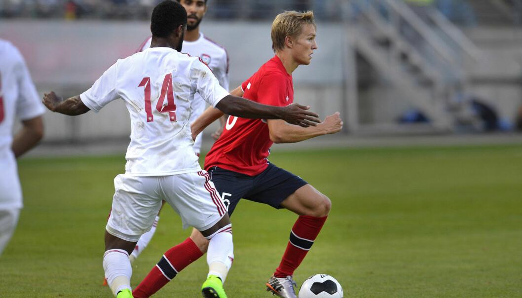 Er Martin Ødegaard et talent? Et geni? Eller har han bare trent veldig mye? (Foto: Bjørn S. Delebekk, VG)