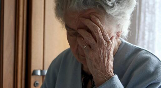 Kols og demens vil kreve mer