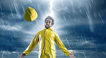 Hvorfor overlever så mange å bli truffet av lyn?