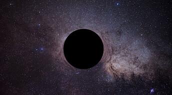 Forskere foreslår at den mystiske «Planet 9» kan være et sort hull
