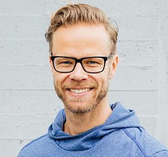 Stig Bjønness er psykiatrisk sykepleier og stipendiat ved Universitetet i Stavanger. (Foto: Mari Hult)