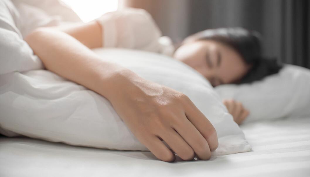 Er det best å sove alene?