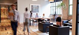 Forskinga på kontorløysingar er ikkje god nok