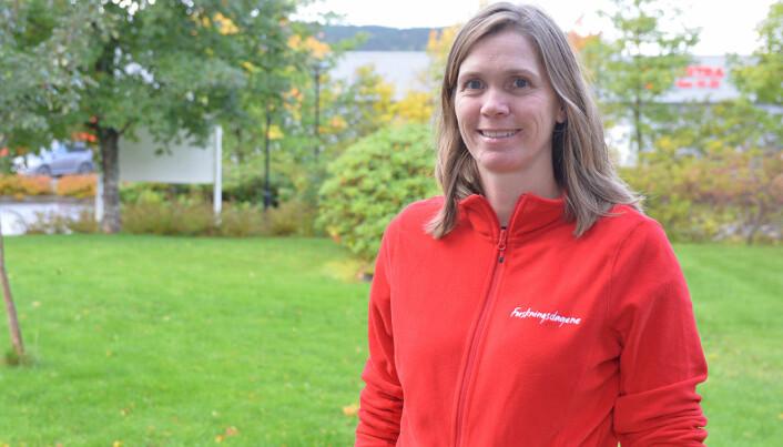 – Det helt klart innenfor å kalle behandlingen med fedmeoperasjon eksperimentell, sier forsker Anita Berg. (Foto: Bjørnar Olav Leknes)